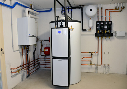 I nostri servizi tecnologia impianti - Caldaia per casa 3 piani ...